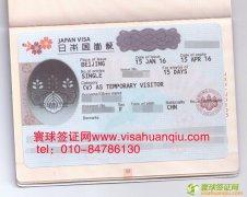 北京市,邓女士,日本旅游签证通过
