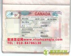 河南省,张先生,加拿大旅游签证通过
